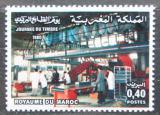 Poštovní známka Maroko 1980 Den známek Mi# 925