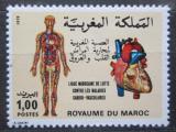 Poštovní známka Maroko 1980 Boj s nemocemi srdce Mi# 930