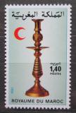 Poštovní známka Maroko 1982 Umění z kovu Mi# 1001