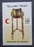 Poštovní známka Maroko 1983 Kovové umění Mi# 1025