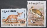 Poštovní známky Maroko 1984 Fauna Mi# 1042-43 Kat 6€