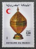 Poštovní známka Maroko 1984 Kovové umění Mi# 1051
