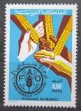 Poštovní známka Maroko 1984 Světový den potravin Mi# 1055