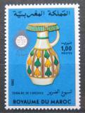 Poštovní známka Maroko 1982 Keramika Mi# 999