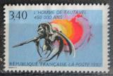 Poštovní známka Francie 1992 Tautavel Mi# 2905