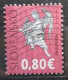Poštovní známka Slovensko 2012 Anděl Mi# 675