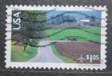 Poštovní známka USA 2012 Lancaster County, Pennsylvania Mi# 4789