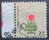 Poštovní známka USA 1978 Lampa Mi# 1370
