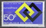Poštovní známka Niger 1969 EUROPAFRIQUE Mi# 228