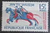Poštovní známka Francie 1958 Gobelín Mi# 1209