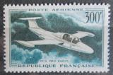 Poštovní známka Francie 1959 Letadlo Mi# 1231 Kat 5€