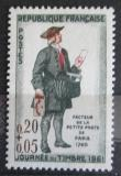 Poštovní známka Francie 1961 Den známek Mi# 1339