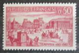 Poštovní známka Francie 1961 Deauville, 100. výročí Mi# 1348