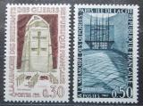 Poštovní známky Francie 1963 Odboj Mi# 1430-31