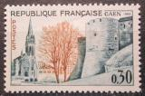 Poštovní známka Francie 1963 Caen Mi# 1442