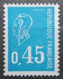 Poštovní známka Francie 1971 Marianne Mi# 1738