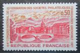 Poštovní známka Francie 1971 Filatelistický kongres v Grenoble Mi# 1753