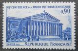 Poštovní známka Francie 1971 Budova parlamentu Mi# 1766