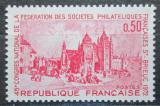 Poštovní známka Francie 1972 Filatelistický kongres Mi# 1793