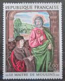 Poštovní známka Francie 1972 Umění Mi# 1810