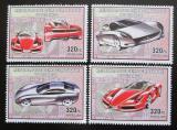 Poštovní známky Kongo Dem. 2006 Ferrari Mi# N/N