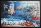 Poštovní známky Sierra Leone 2016 Plachetnice Mi# 7108-11 Kat 11€