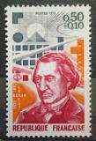 Poštovní známka Francie 1973 Ernest Renan, spisovatel Mi# 1829