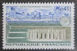 Poštovní známka Francie 1973 Telefonní centrála v Paříži Mi# 1832