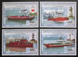 Poštovní známky Kongo Dem. 2006 Lodě a majáky Mi# N/N