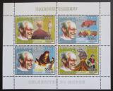 Poštovní známky Kongo Dem. 2006 Haroun Tazieff, geolog Mi# N/N