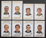 Poštovní známky Adžmán 1971 Sportovci Mi# 1237-44