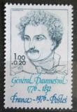 Poštovní známka Francie 1976 Eugene Fromentin, spisovatel Mi# 1990