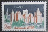 Poštovní známka Francie 1977 Zámek Vitré Mi# 2046