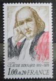 Poštovní známka Francie 1978 Claude Bernard, fyziolog Mi# 2117