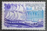 Poštovní známka Francie 1979 Plachetnice Mi# 2150