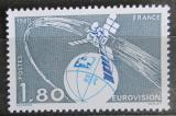 Poštovní známka Francie 1980 Eurovize, 25. výročí Mi# 2191