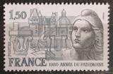 Poštovní známka Francie 1980 Marianne Mi# 2212