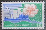 Poštovní známka Francie 1978 Region Horní Normandie Mi# 2069