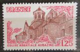 Poštovní známka Francie 1978 Kostel Aubazine Mi# 2074