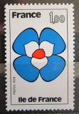 Poštovní známka Francie 1978 Region Ile de France Mi# 2076