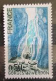 Poštovní známka Francie 1978 Grand canyon du Verdon Mi# 2077