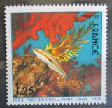 Poštovní známka Francie 1978 Národní park Port Cros Mi# 2094