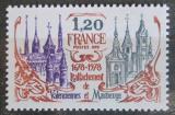Poštovní známka Francie 1978 Valenciennes a Maubeuge Mi# 2120