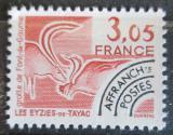 Poštovní známka Francie 1981 Grotte de Font-de-Gaume Mi# 2244