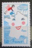 Poštovní známka Francie 1981 Dětská kresba Mi# 2250