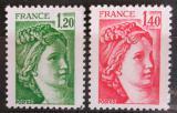 Poštovní známky Francie 1980 Sabinka Mi# 2215-16