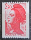 Poštovní známka Francie 1985 Svoboda, Eugene Delacroix Mi# 2510 AC
