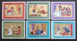 Poštovní známky Manáma 1971 Pohádky Mi# 817-22