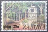 Poštovní známka Zambie 1979 Památník nezávislosti přetisk Mi# 200