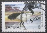 Poštovní známka Zambie 2001 Ibis posvátný Mi# 1258